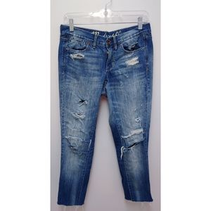 Madewell Vintage Boyfriend Cut Jeans  Size 25